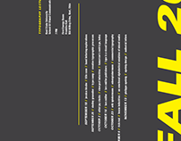 Typographic Lecture Series