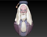 Dumbledore3D