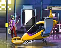 More future mobility