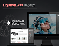 Liquidglass Protec website