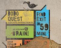 Dodo Quest branding