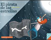 BOOK: EL PIRATA DE LAS ESTRELLAS