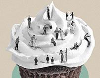 Cupcake Mountain