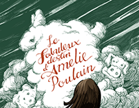 Movie Poster-Amelie