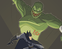 Behind You Batman!