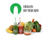 FRASCOS DO MERCADO