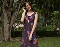 VESTIDO DEL TRÓPICO - TROPICAL DRESS