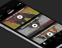 The Music App for the Prodigy's Fans