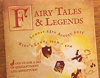 Fairytales & Legends Event