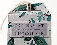 Artisan Chocolate Bar Branding