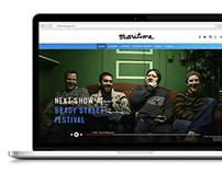 Maritime Website Design
