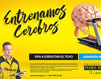 ADMISIÓN PREUNIVERSITARIO PDV