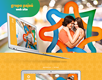 PAJEÚ Web site by Bluepix
