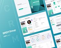 CRM Group Corporate website