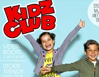 Kidzclub Magazine ism Total Creation