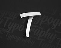 Typography-Inner shadow effect