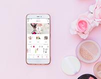 Makeup E-commerce App