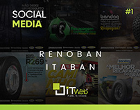 Social Media | Renoban & Itaban #1