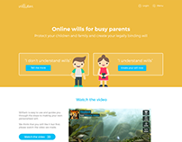 William - Online wills for busy parents
