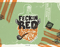 Feckin Red
