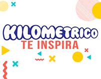 Kilométrico te inspira