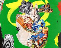 Collage Artwork 094-096