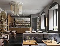 DNEVNIK CAFE (Daryana Mamotenko & TSAN) Russia