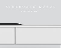Sideboard Kubus | 模块化柜子