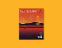Universitas (October 2018) | Editorial Design