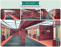 Pedestrian Subway Design Project