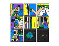 5poems - illustration