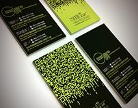 Green Zone - Banner ❘ biz card