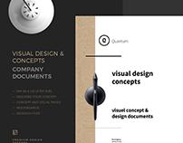 Visual Design Mood Board