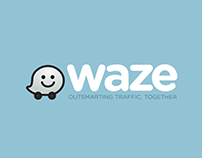 Motion Design: Waze Commercial