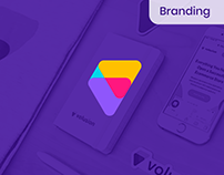 Volusion Brand Identity Design