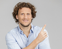 Diego Forlan photoshoot/post