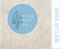 Album cover design, Solitude Shakes Free