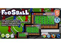 HTML5 Game: Foosball