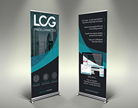 LCG - Roll-up Banners