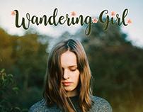 Movie Poster : WANDERING GIRL