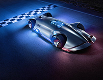 Best time for the Mercedes-EQ Silver Arrow