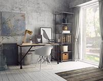 Interior rendering #2