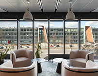 JUVARE Office by A2SM