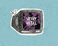 Heavy Metal - Book
