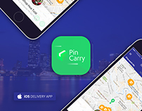 PinCarry - Delivery App