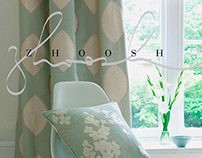 Zhoosh - Branding, Website Design