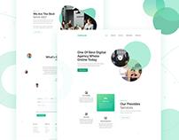 Digital Agency - Web Design