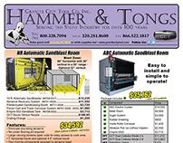Nov-Jan Monument Sales 2015 Granite City Tool Flyer