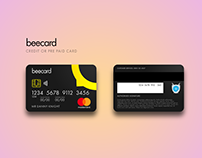 Concept for Credit Card/ Pre-paid Card
