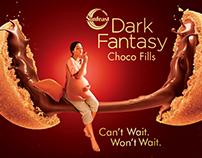 Dark Fantasy Advertising Campaign